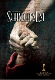 Schindler&#039;s List Poster