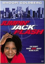 Jumpin&#039; Jack Flash Poster