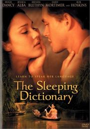 The Sleeping Dictionary movie posters