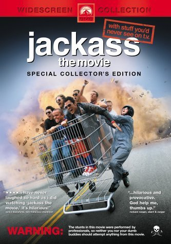 Poster del film Jackass: il film
