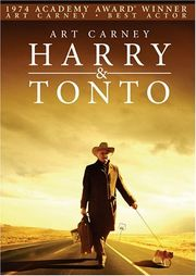 Poster Harry and Tonto Movie