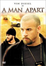 A Man Apart Poster