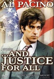 ...And Justice for All. Poster
