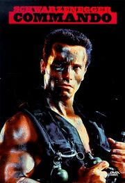 Commando Poster