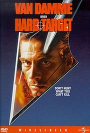 Hard Target Poster