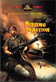 Missing in Action Poster