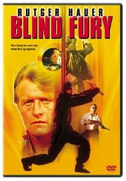 Blind Fury Poster