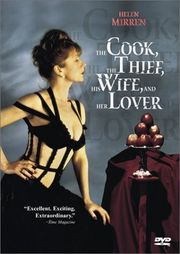 The Cook the Thief His Wife & Her Lover Poster