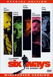 Six Ways to Sunday Poster