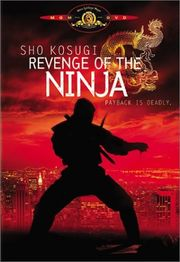 Revenge of the Ninja Poster
