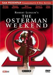 The Osterman Weekend movie 1983 poster