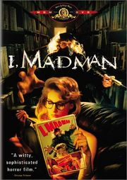 I, Madman Poster
