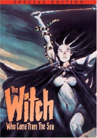 Witch Who Came From the Sea