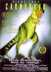 Carnosaur Poster