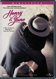 Henry &amp; June Poster