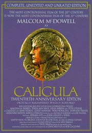 Caligula Poster