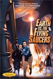 Earth vs. the Flying Saucers Poster