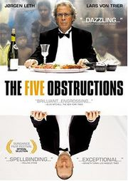 The Five Obstructions Poster