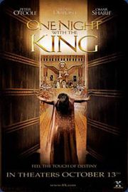One Night with the King Poster
