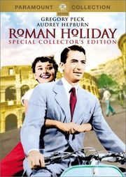 Roman Holiday poster Audrey Hepburn Princess Anne
