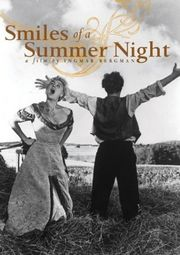 Smiles of a Summer Night Poster
