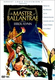 The Master of Ballantrae poster Errol Flynn Jamie Durrisdeer