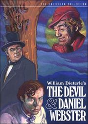 The Devil and Daniel Webster Poster