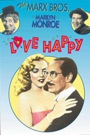 Love Happy Poster