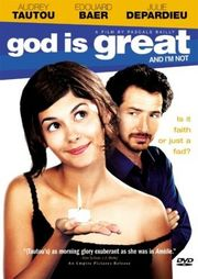 God Is Great, and I'm Not (Dieu est grand, je suis toute petite) poster Audrey Tautou MichA?le