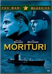 Morituri Poster