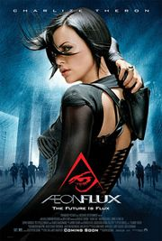 &AElig;on Flux Poster