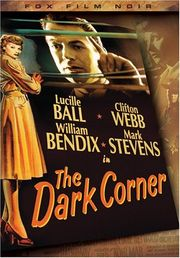 The Dark Corner Poster