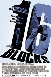 16 Blocks Poster