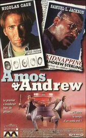 Amos &amp; Andrew Poster