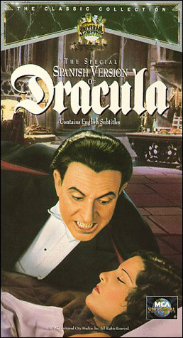 Dr�cula (Dracula, Spanish Version)