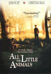 All the Little Animals Poster