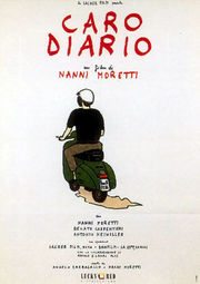 Caro diario Poster