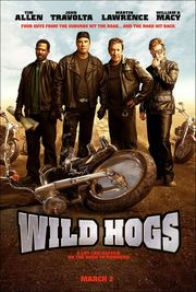 Wild Hogs Poster