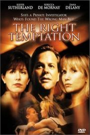 The Right Temptation Poster