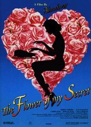 The Flower of My Secret Poster