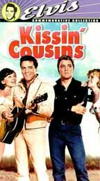 Kissin&#039; Cousins Poster
