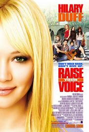Raise Your Voice Poster