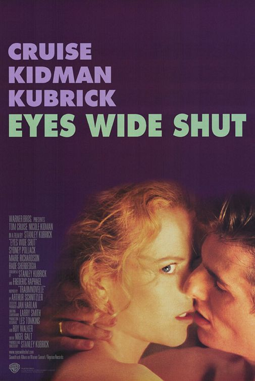 Poster del film Eyes Wide Shut