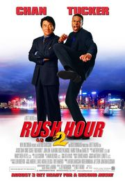 Rush Hour 2 Poster