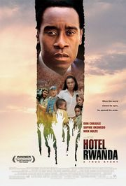 Hotel Rwanda Poster