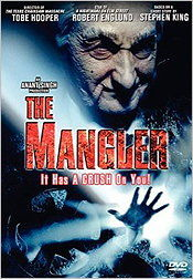 The Mangler Poster