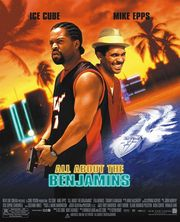 All About the Benjamins Poster