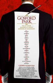 Gosford Park Poster