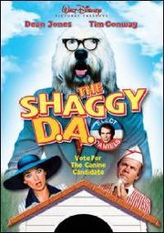 The Shaggy D.A. Poster