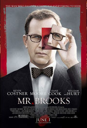 Mr. Brooks (2007) Crime | Drama | Mystery